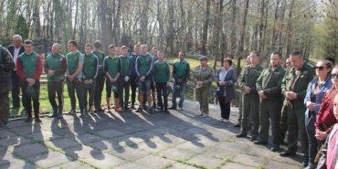 Священики та віряни Прикарпаття провели екологічну акцію