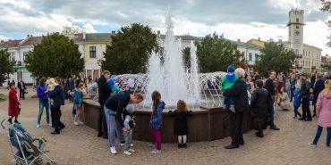 Надішли світлину біля фонтана у Коломиї та виграй планшет!