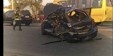 На Прикарпатті трапилася аварія - є жертви