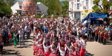 """Сьогодні у Коломиї розпочнеться XIІ Всеукраїнський відкритий фольклорний фестиваль """"Писанка"""""""