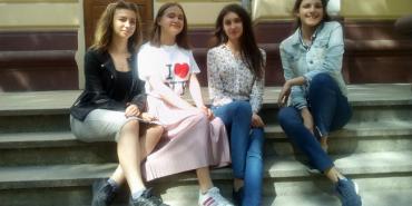 Вже п'ятеро учнів з Коломиї поїдуть навчатися до Америки за програмою обміну