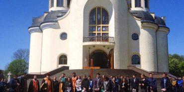Вулицями Коломиї пройде Хресна дорога за участю студентської молоді