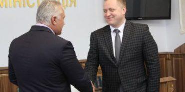 На Прикарпатті призначили директора департаменту охорони здоров'я