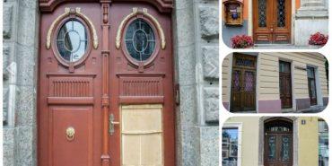 У Львові відреставрують 50 історичних брам та вхідних дверей