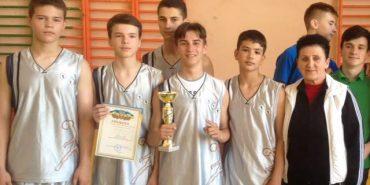 У Коломиї визначили найсильнішу шкільну команду з баскетболу. ФОТО