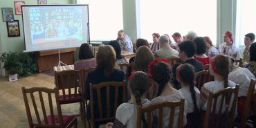У  Коломиї відбувся телеміст між учнями та студентами. ВІДЕО