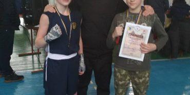 Юні боксери з Коломиї посіли призові місця на міжнародному турнірі з боксу. ФОТО