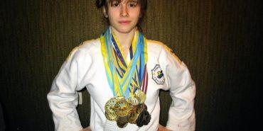 Дзюдоїсти з Прикарпаття вибороли дві медалі на чемпіонаті України