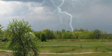 Вихідними на Прикарпатті дощитиме
