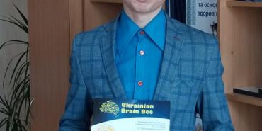 Коломиянин Олексій Музичук став переможцем Українського нейроконкурсу