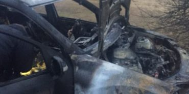 На Франківщині невідомі підпалюють автомобілі і кафе депутатів