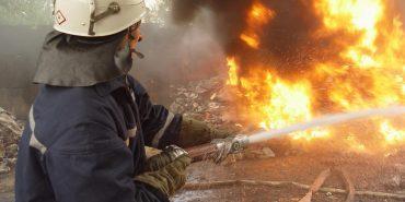 Рятувальники нагадують батькам правила евакуації при пожежі