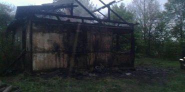 На Франківщині у пожежі загинув 54-річний чоловік