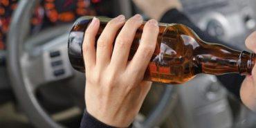 Прикарпаття серед лідерів через п'яних на дорогах