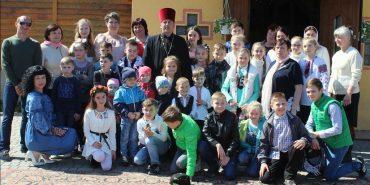 У Коломиї провели традиційні великодні забави. ВІДЕО