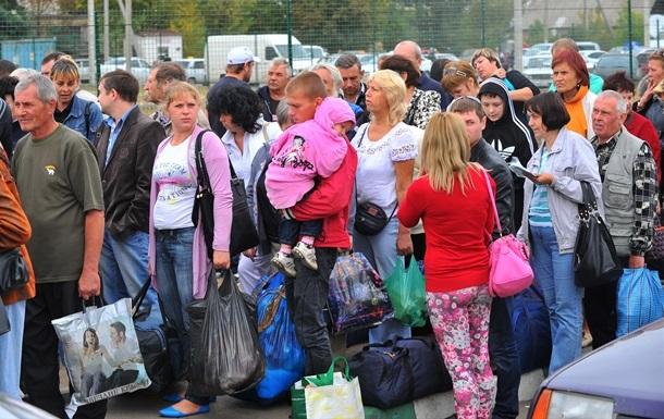 Скільки переселенців живе на Прикарпатті. ІНФОГРАФІКА