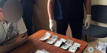 На Прикарпатті затримали на хабарі землевпорядника сільської ради. ФОТО