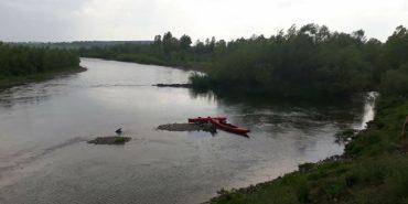 Коломийські рятувальники дві години шукали у Пруті вбитого блискавкою 33-річного поляка