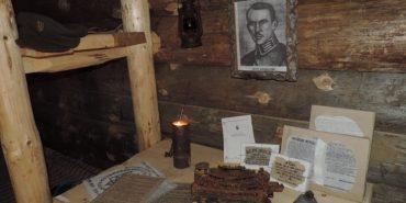 На Прикарпатті відновили повстанську криївку, в якій загинуло 10 повстанців. ФОТО