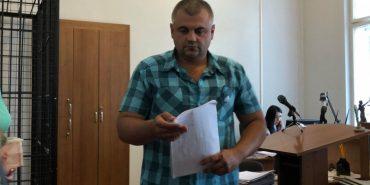 Затриманий у Коломиї екоінспектор, який вимагав хабарі за приховування незаконної вирубки лісу, може вийти під заставу. ФОТО
