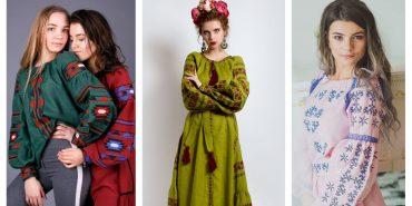 Патріотично і модно. Три кращих виробники сучасних вишиванок у Коломиї