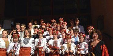 Юні музиканти з Коломиї взяли участь у гала-концерті кращих творчих колективів Прикарпаття. ФОТО+ВІДЕО