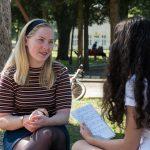 Інтерв'ю з волонтеркою з США (6)
