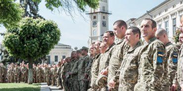 Повернення Героїв. Коломия зустріла з війни військових 10 бригади. ФОТОРЕПОРТАЖ