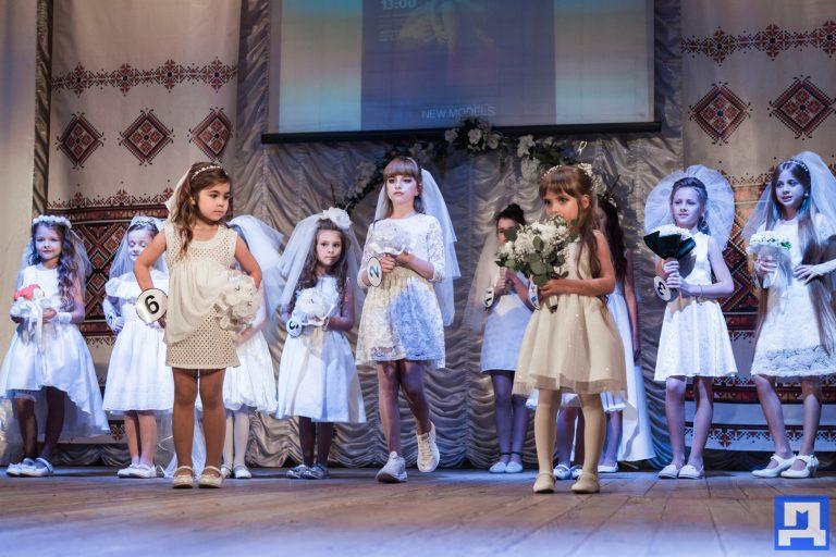 У Коломиї обрали наймолодшу топ-модель. Фоторепортаж з конкурсу