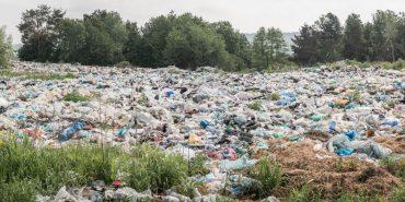 Репортаж з масштабного сміттєзвалища у Печеніжині. Як сміття завойовує колиску Довбуша. ФОТО