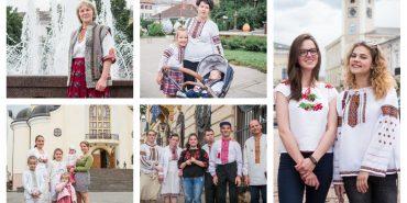 Писанкова Коломия в обіймах вишиванки: люди нашого міста. ФОТОРЕПОРТАЖ