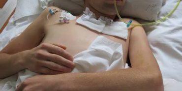 Потрібна допомога 22-річному важкопораненому бійцю з Коломийщини