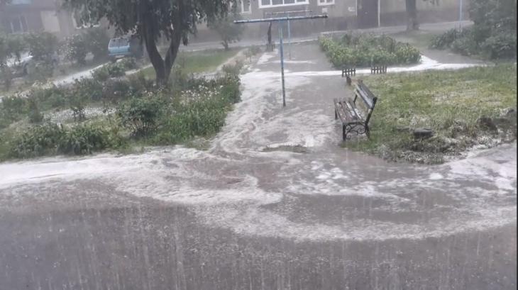 Прикарпаття заливають дощі. ВІДЕО