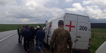На Прикарпатті зустріли тіло загиблого на Сході Сергія Гундера. ФОТО