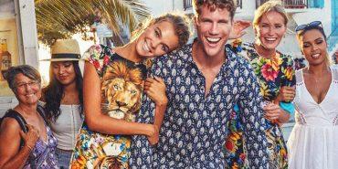 Модель із Закарпаття стала обличчям літньої колекції Dolce&Gabbana