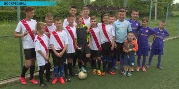 На Коломийщині відбувся фінал турніру з міні-футболу. ВІДЕО