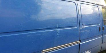 На Снятинщині викрили чоловіка, який незаконно скуповував у людей металобрухт. ФОТО