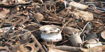 Пункти прийому металобрухту є незаконними, – муніципальна варта Івано-Франківська