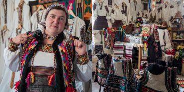Репортаж з музею вишиванок за два кроки від столиці Гуцульщини