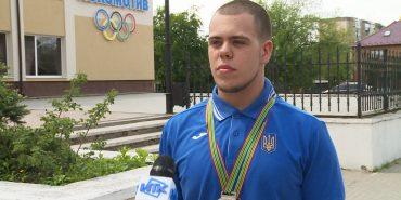 18-річний коломиянин Ігор Оробець привіз срібло з чемпіонату світу в Африці. ВІДЕО
