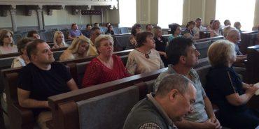 У Коломиї збирали голів ОСББ – говорили про нову програму підтримки. ФОТО