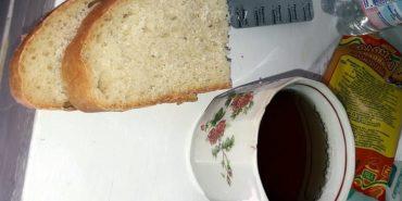 Хліб і чай: що пропонують прикарпатським породіллям на сніданок у пологовому будинку. ФОТО