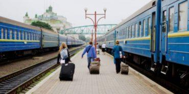 Між центральною Україною і Прикарпаттям курсуватиме новий потяг