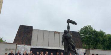 У Коломиї відправили панахиду до Дня пам'яті та примирення. ФОТО