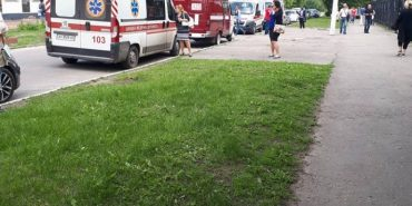 Ще в одній українській школі розпилили невідому речовину – 26 дітей у лікарні