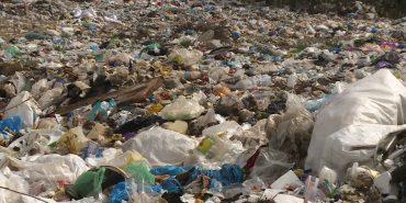 На Коломийщині тимчасово припинили вивіз сміття на полігон