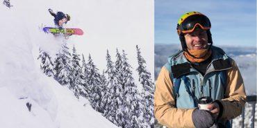 Це вам не Драгобрат. Сноубордист з Коломиї вже 5 років підкорює найвідоміші схили Америки і не тільки