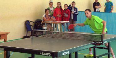 У Коломиї відбувся командний чемпіонат західного регіону з настільного тенісу. ВІДЕО