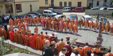 У Коломиї вшанували пам'ять про владику Миколая Сімкайла. ФОТО