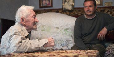 Дід воював у Другій світовій, а онук – на Сході. Зворушлива історія родини з Коломийщини. ФОТО